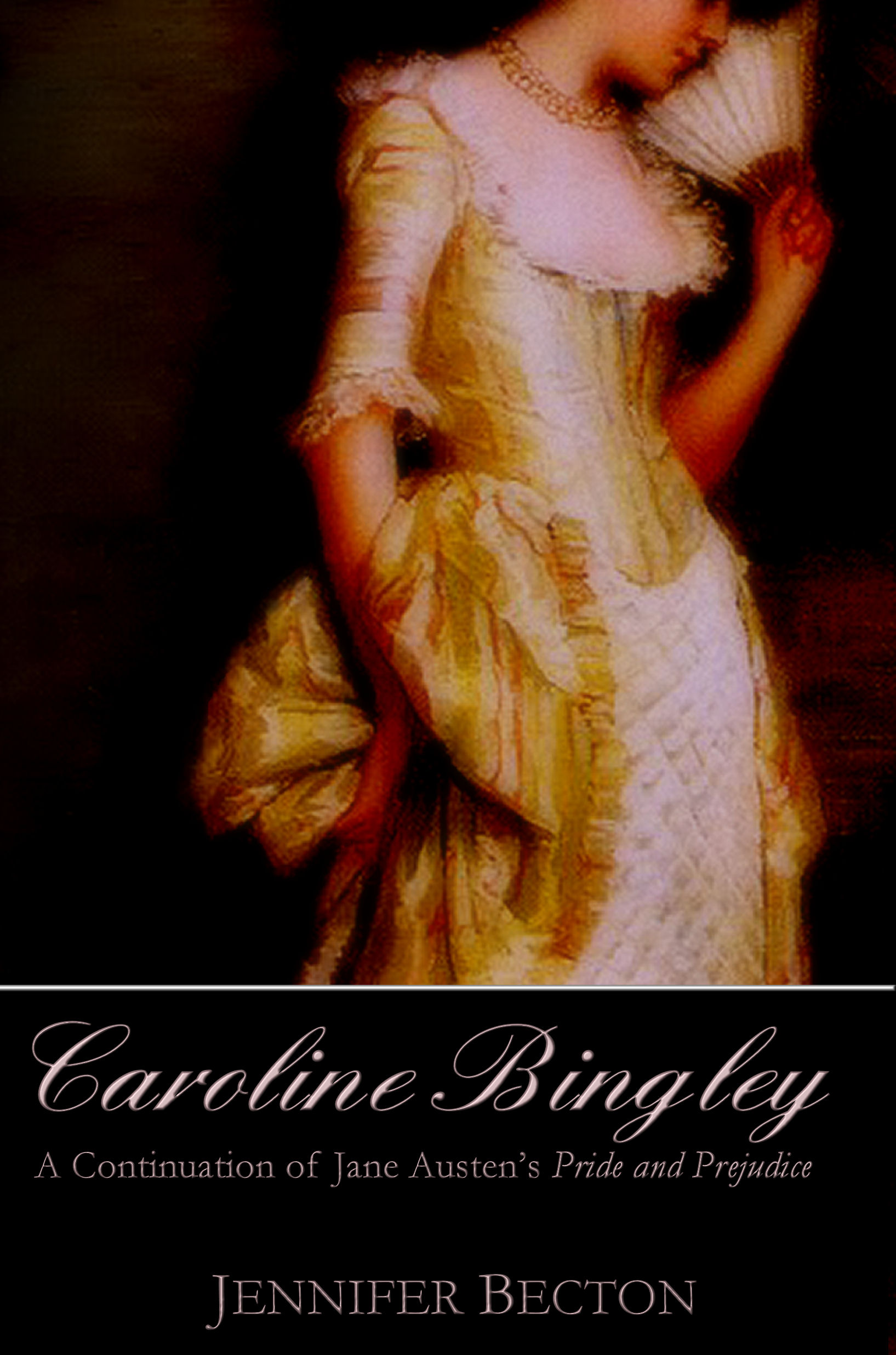 Caroline Bingley Cover Front