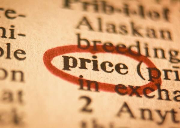 ebook prices