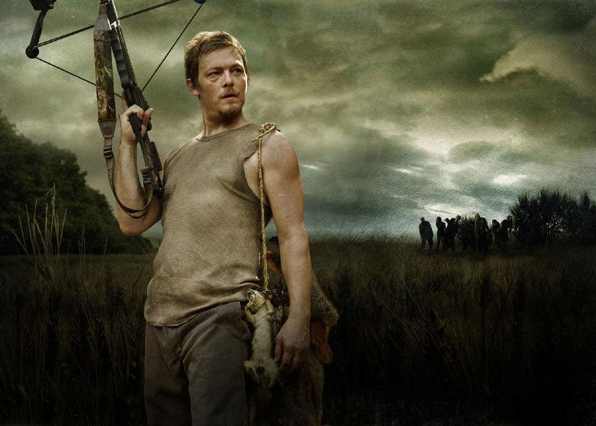 Daryl Dixon, season 1 promotional download via amctv.com