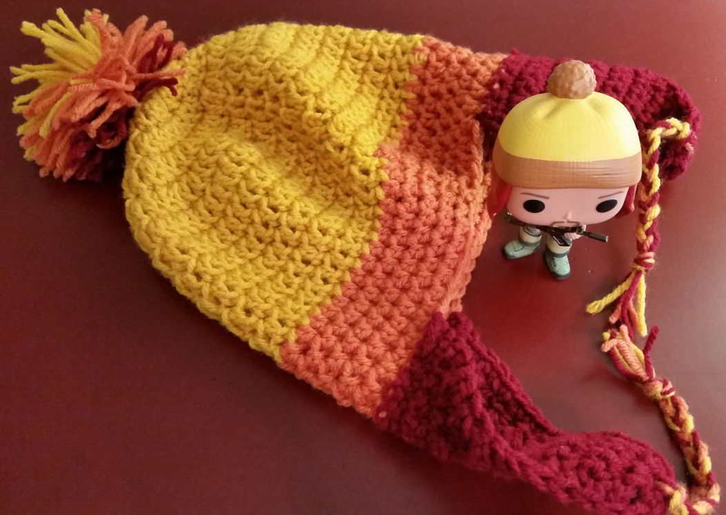 How to Crochet a Cunning Jayne Cobb Hat – Becton Literary