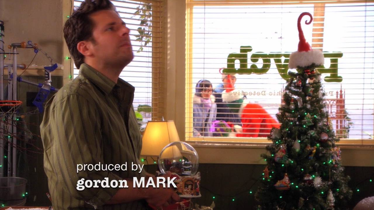 Psych Christmas Episodes.Top Five Favorite Christmas Tv Episodes Becton Literary
