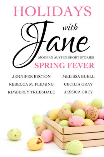 Holidays with JaneSpring Fever