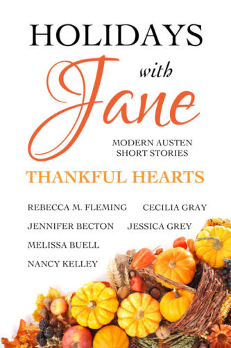 Holidays with JaneThankful Hearts